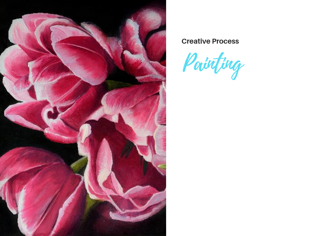 Creative Process Painting